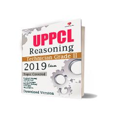Download pdf notes UPPCLBook For Technician Grade II Reasoning