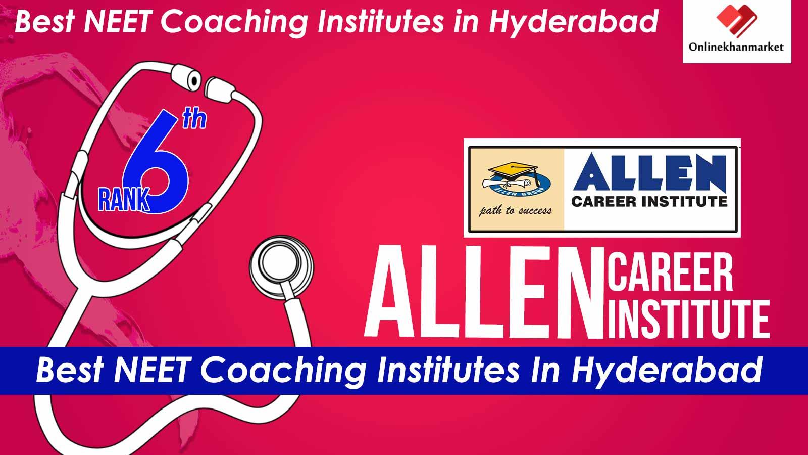 Best Neet Coaching in Hyderabad