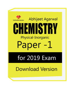 Ebook of Abhijeet Agarwal Physical Inorganic Chemistry Paper 1 for IAS