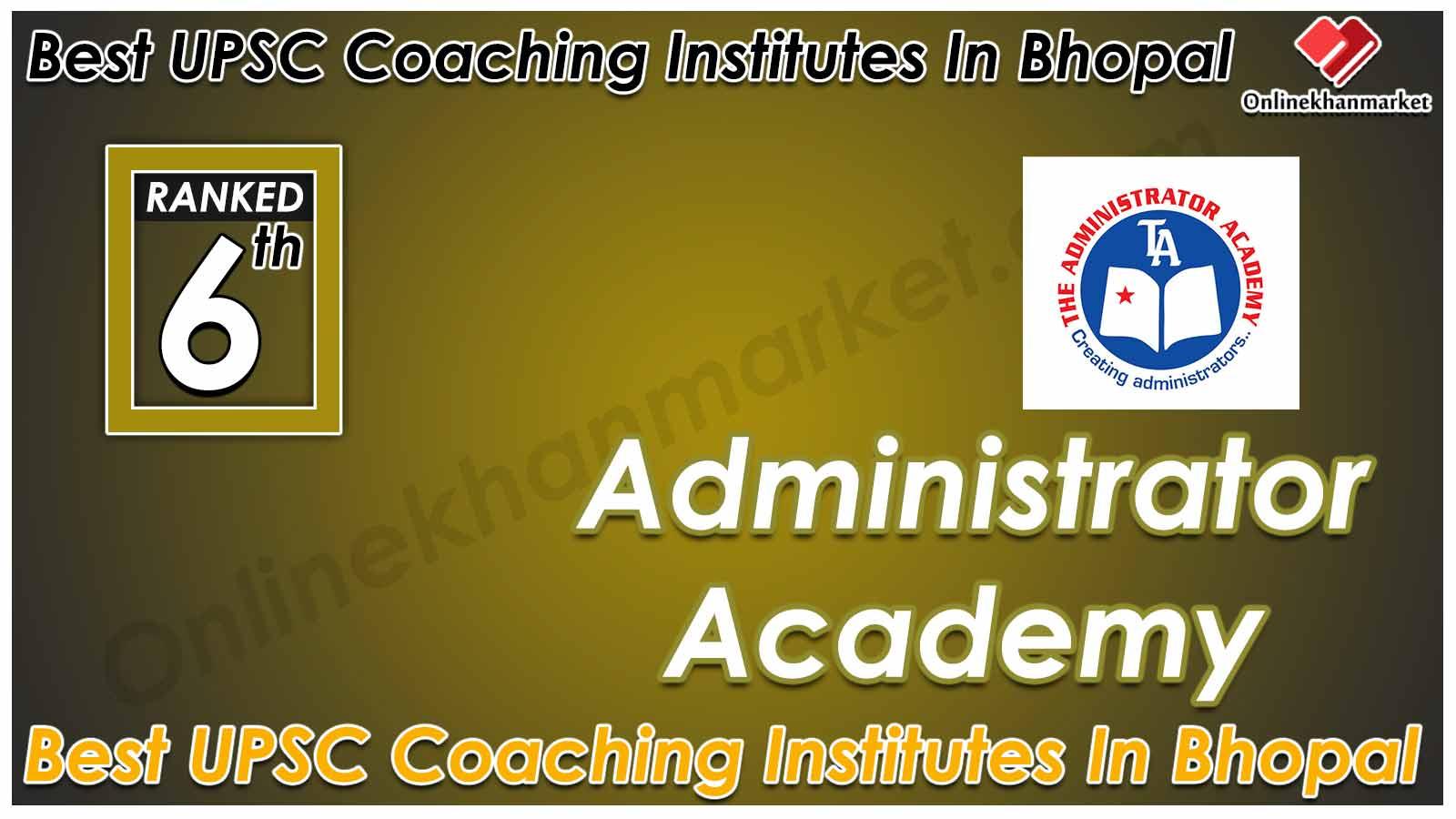 Top UPSC Coaching in Bhopal