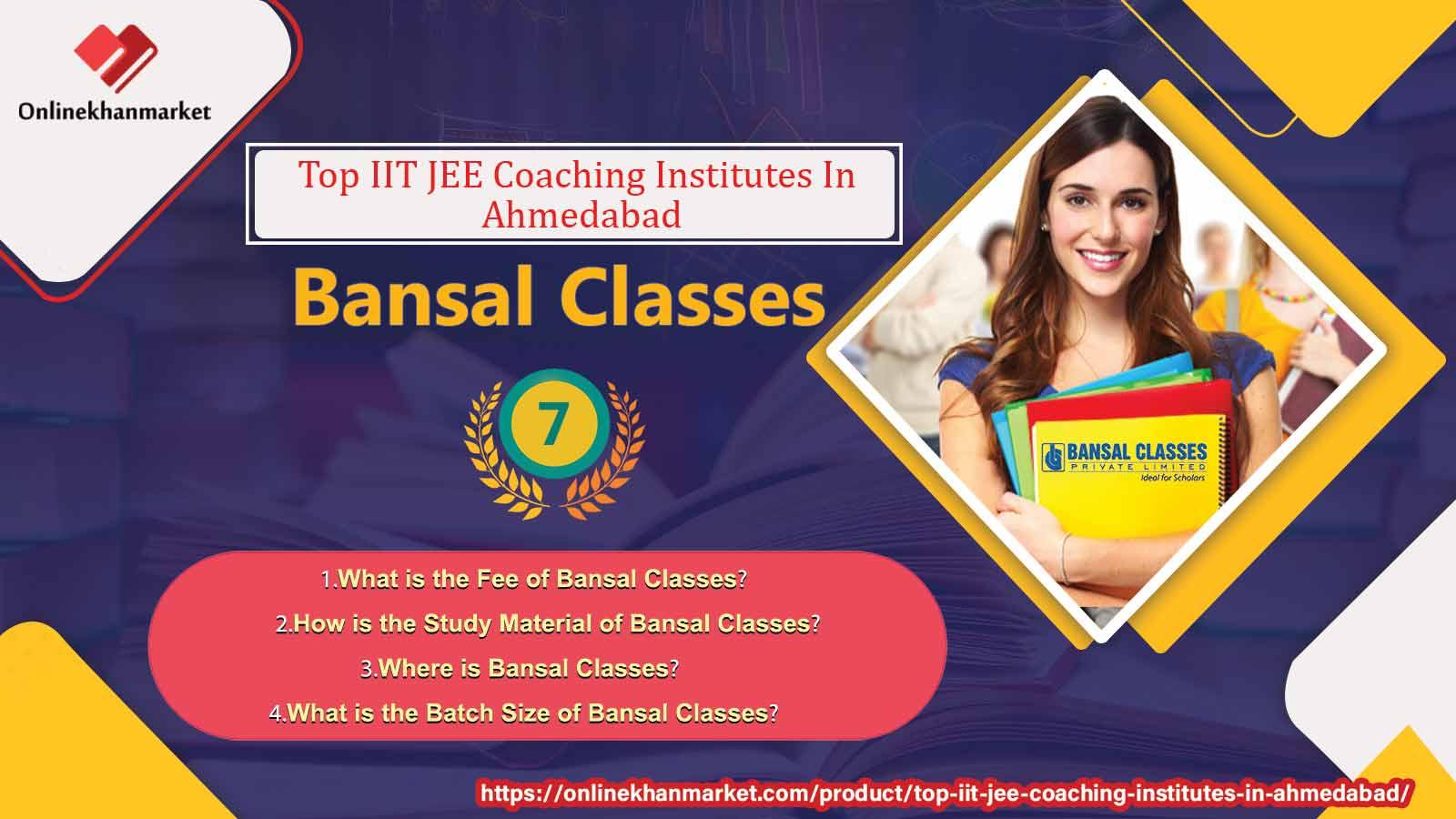 Top IIT Jee Coaching in Ahmedabad