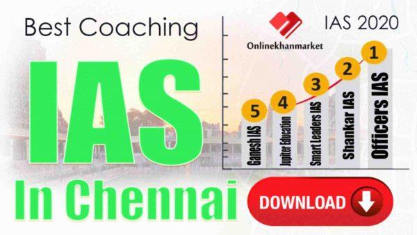 Top IAS Coaching of Chennai