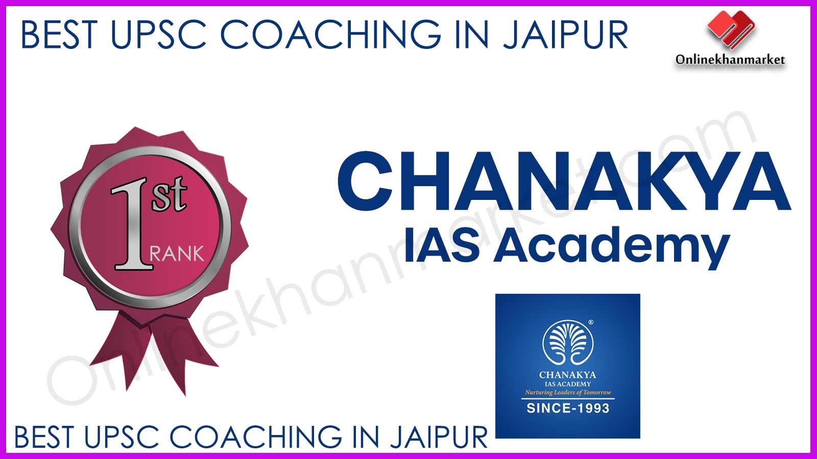 IAS Coaching in Jaipur