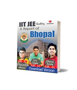 IIT JEE Coaching in Bhopal