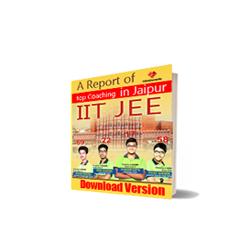 Download pdf book of Best IIT JEE Engineering Exam Coaching in Jaipur