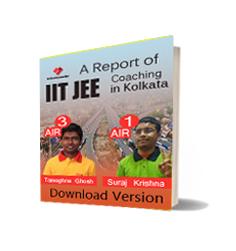 Download Pdf notes of Best IIT JEE Engineering Exam Coaching in Kolkata
