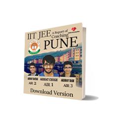 Download Report of best IIT JEE Coaching in Pune
