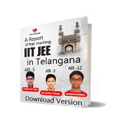 Download Pdf book of Best IIT JEE Engineering Exam Coaching in Telangana