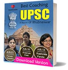 UPSC Coaching in Bhubaneshwar