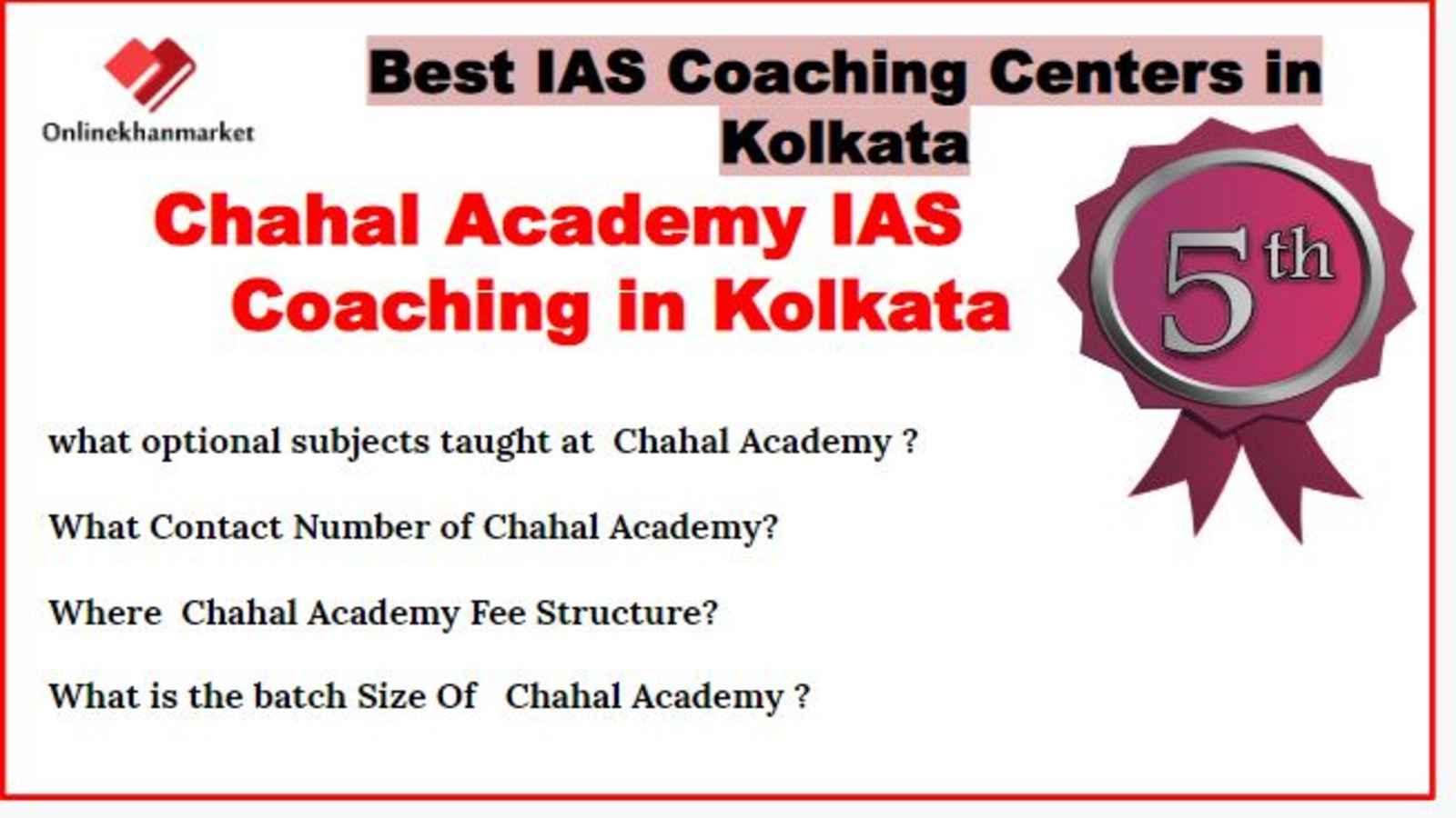 UPSC Coaching in Kolkata