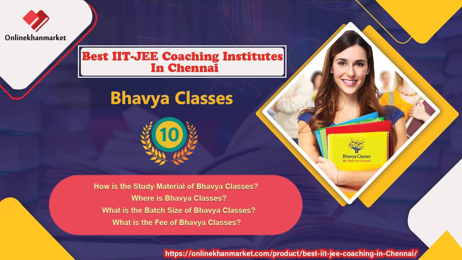 Top IIT Jee Coaching in Chennai