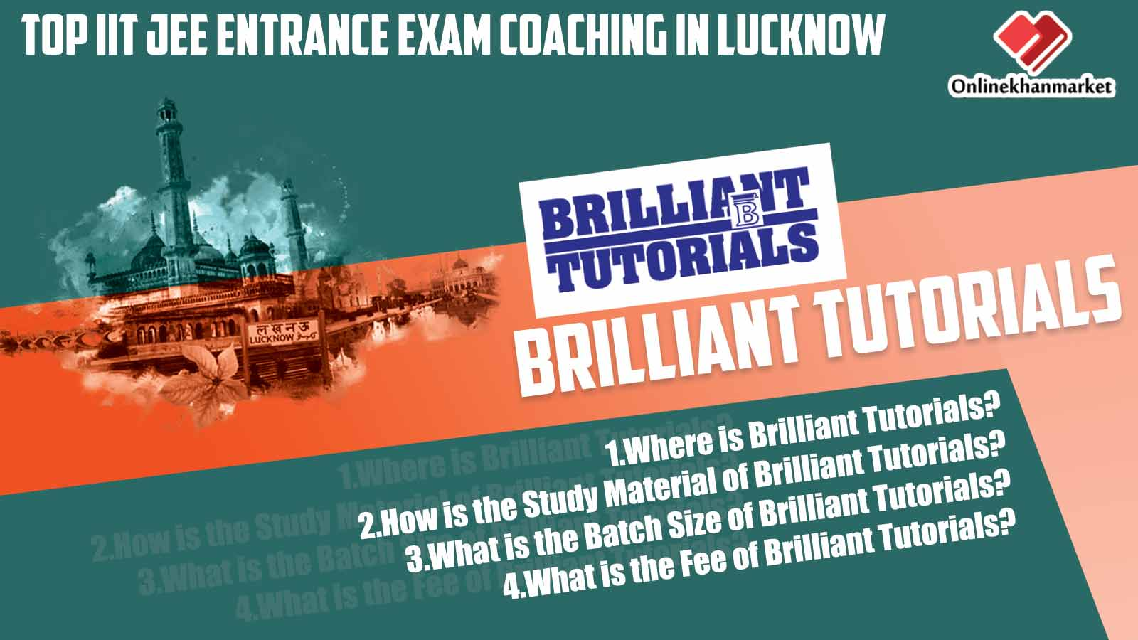 Top IIT JEE Coaching in Lucknow