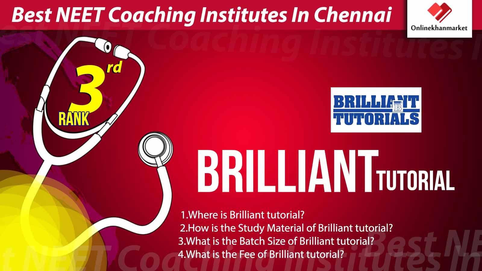 Top Neet Coaching in Chennai
