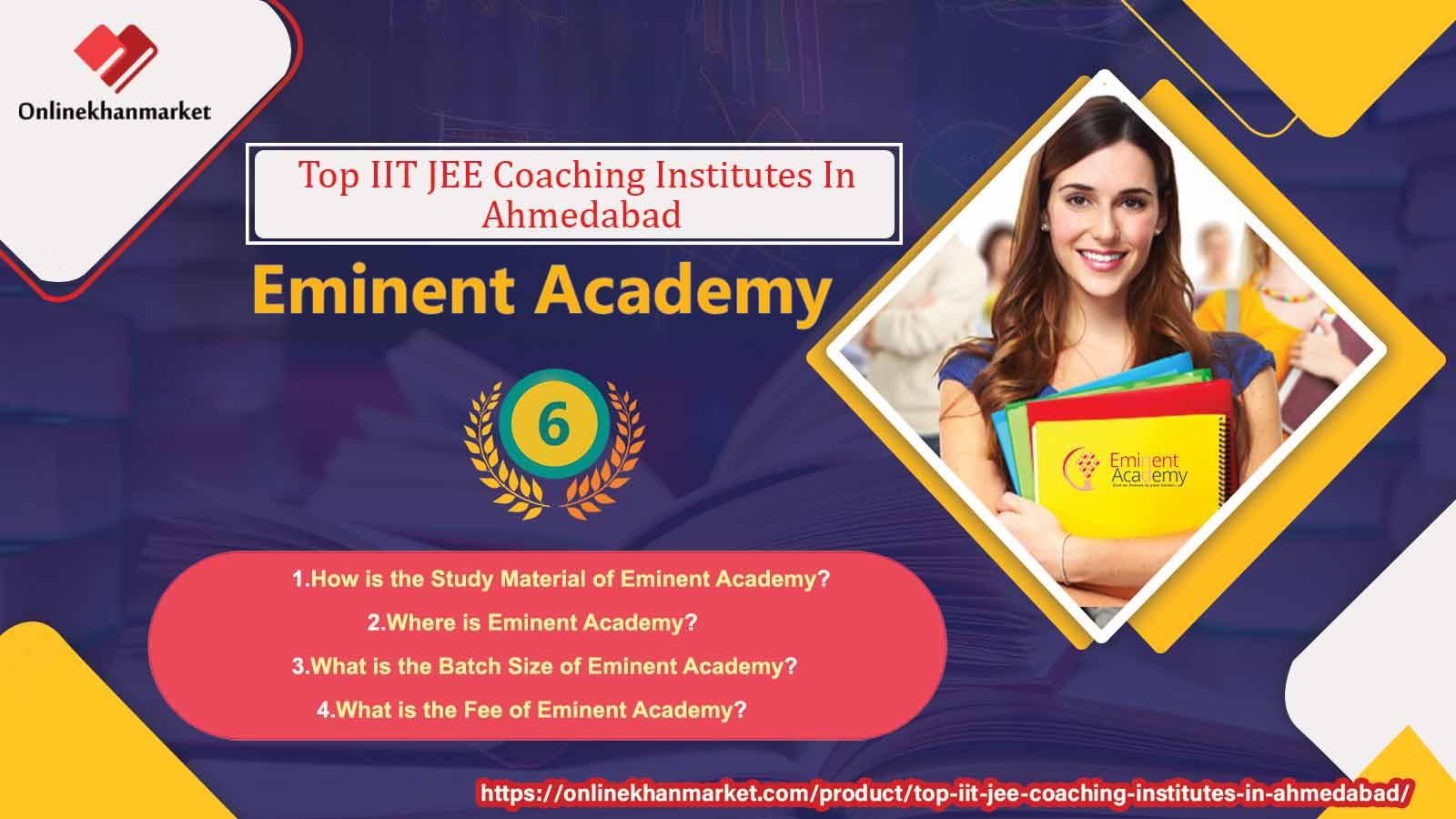 IIT Jee Coaching in Ahmedabad