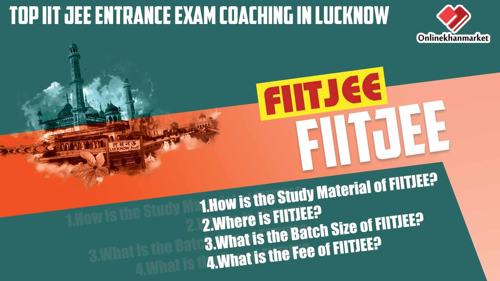 Best IIT JEE Coaching in Lucknow