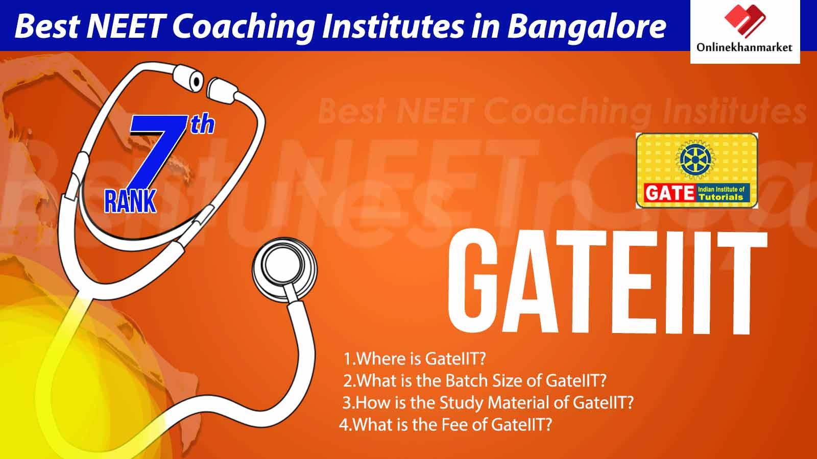 Best Neet Coaching in Bangalore