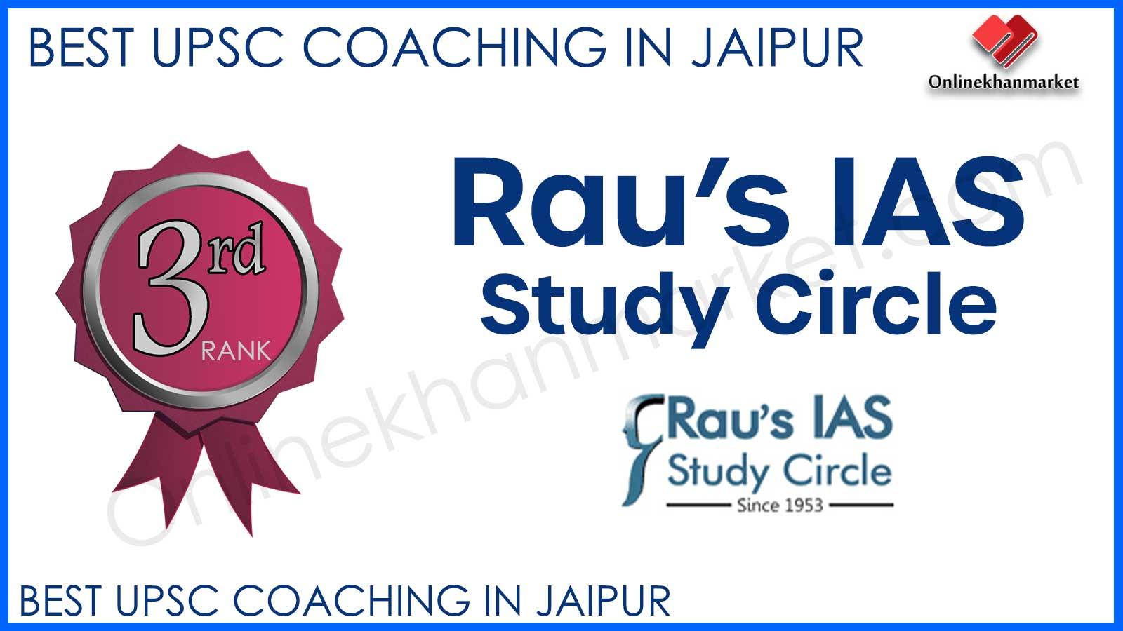 Top IAS Coaching Institute in Jaipur