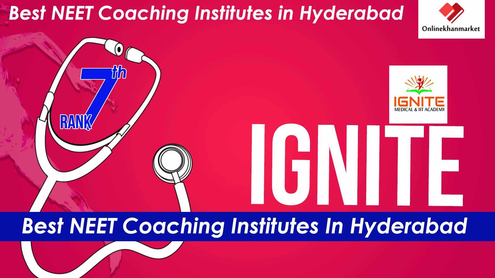 Neet Coaching in Hyderabad