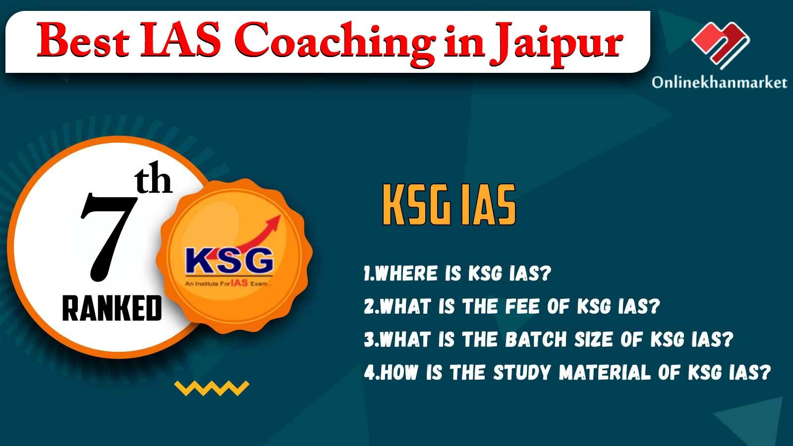 Best UPSC Coaching in Jaipur