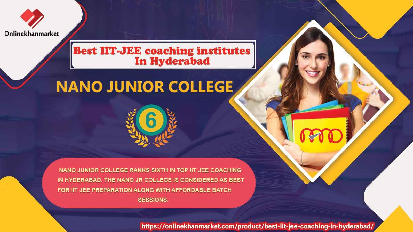 IIT Jee Coaching in Hyderabad