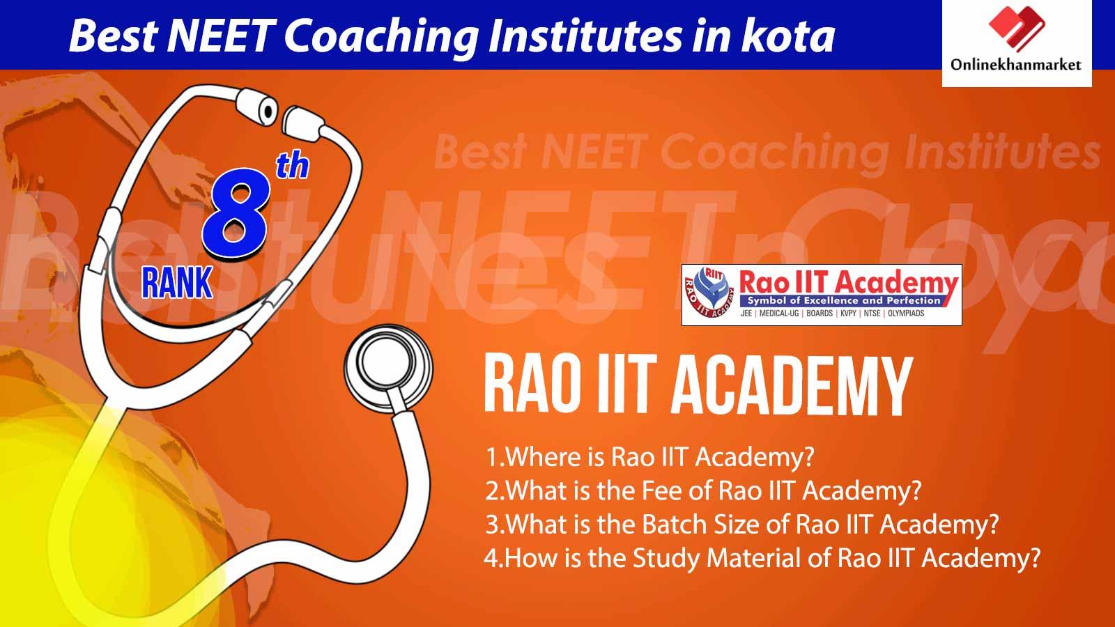 Top Neet Coaching of Kota