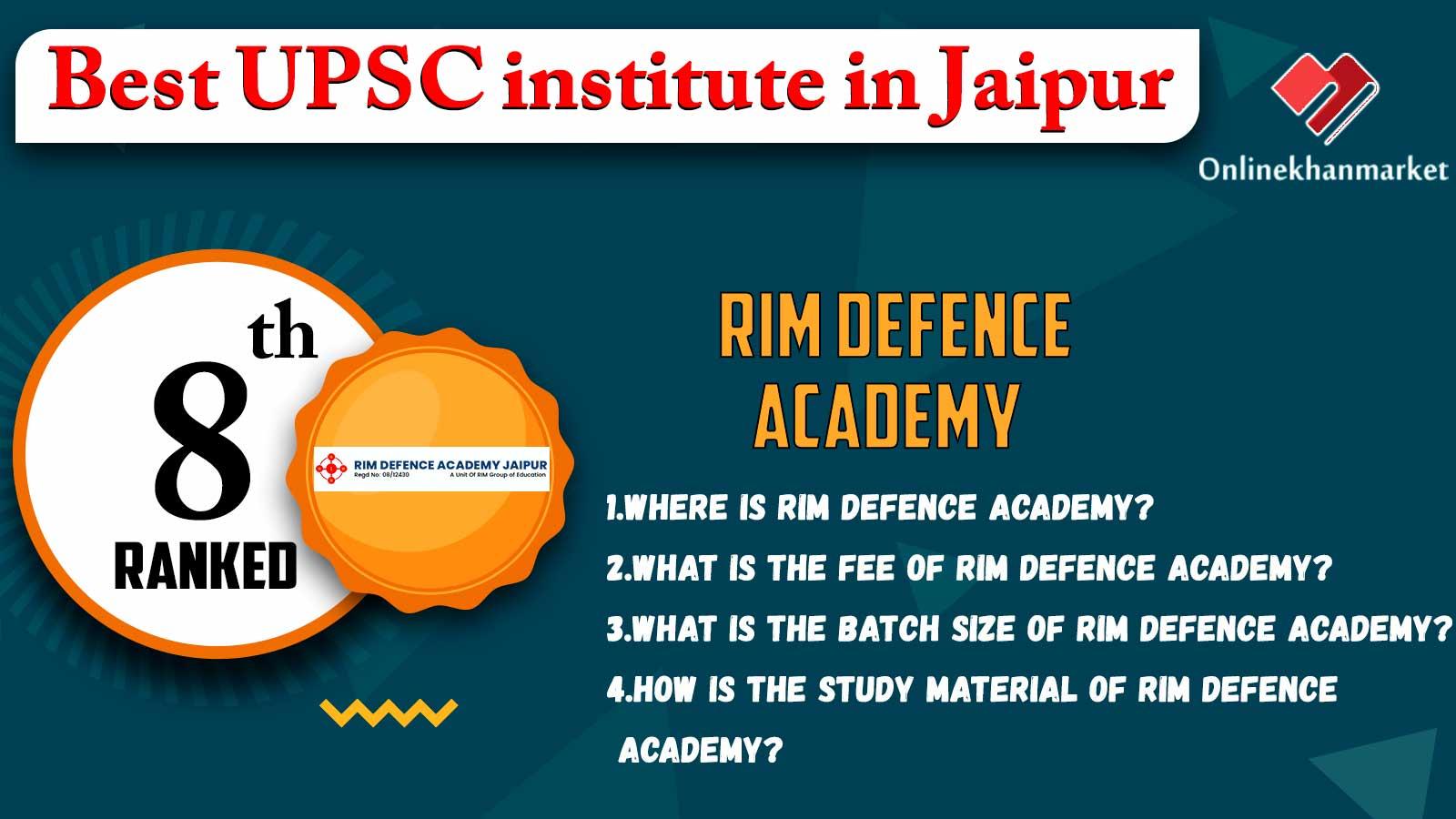 Top UPSC Coaching in Jaipur