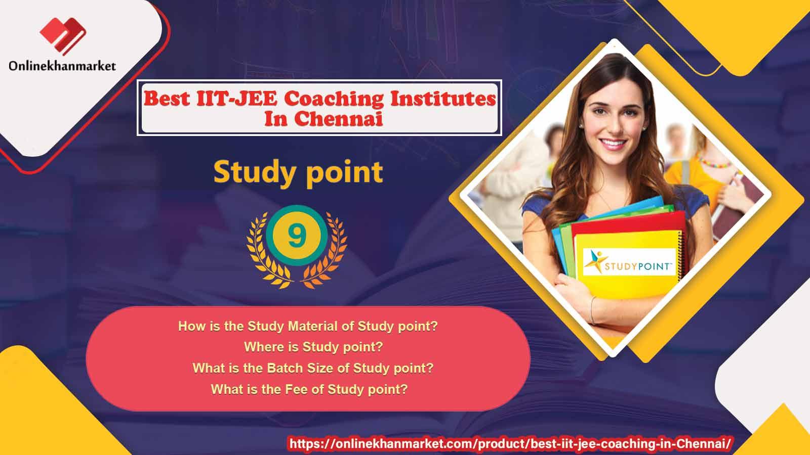 IT Jee Coaching in Chennai