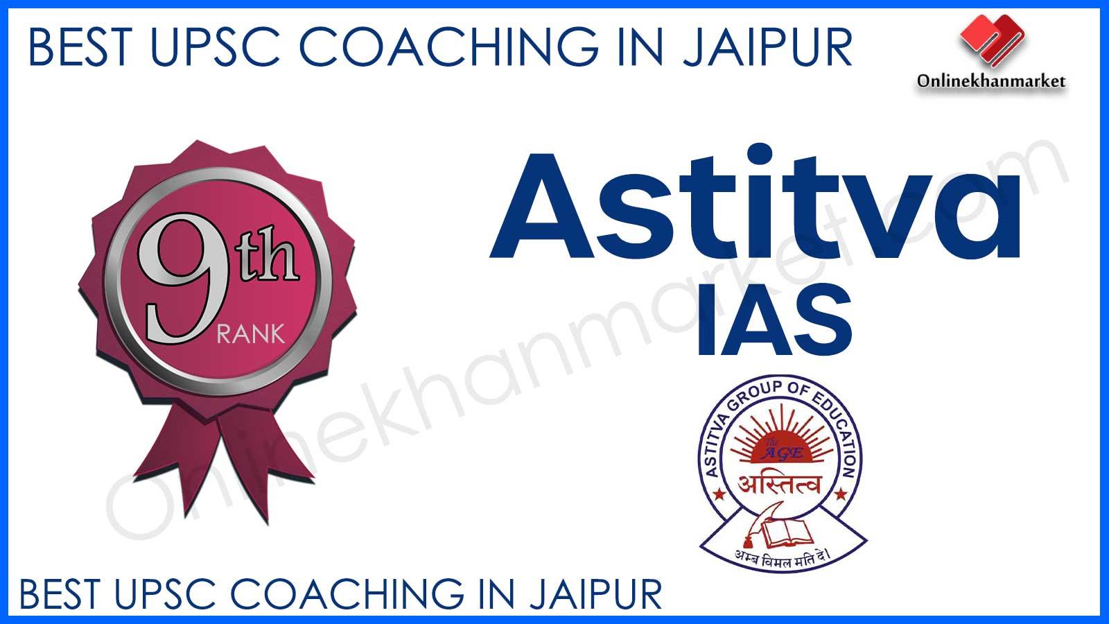 Top IAS Coaching Jaipur