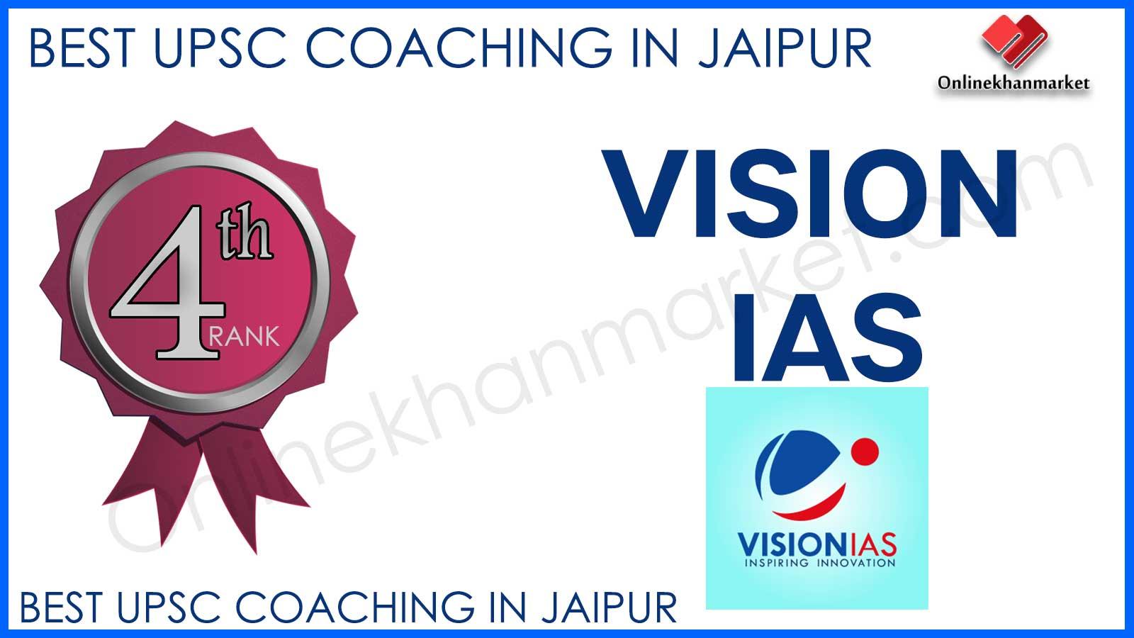 IAS Coaching Institute in Jaipur