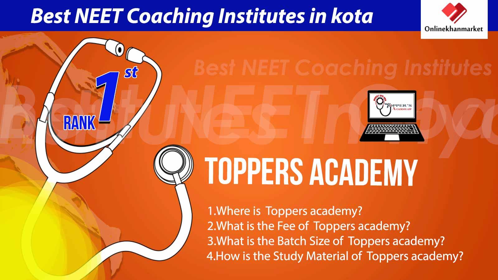 Neet Coaching in Kota