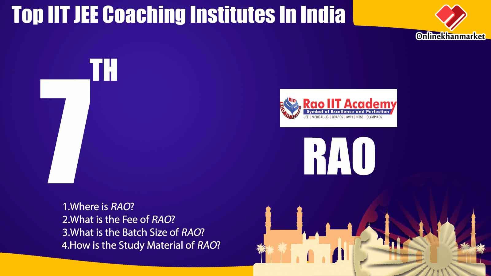 IIT Jee Coaching in India