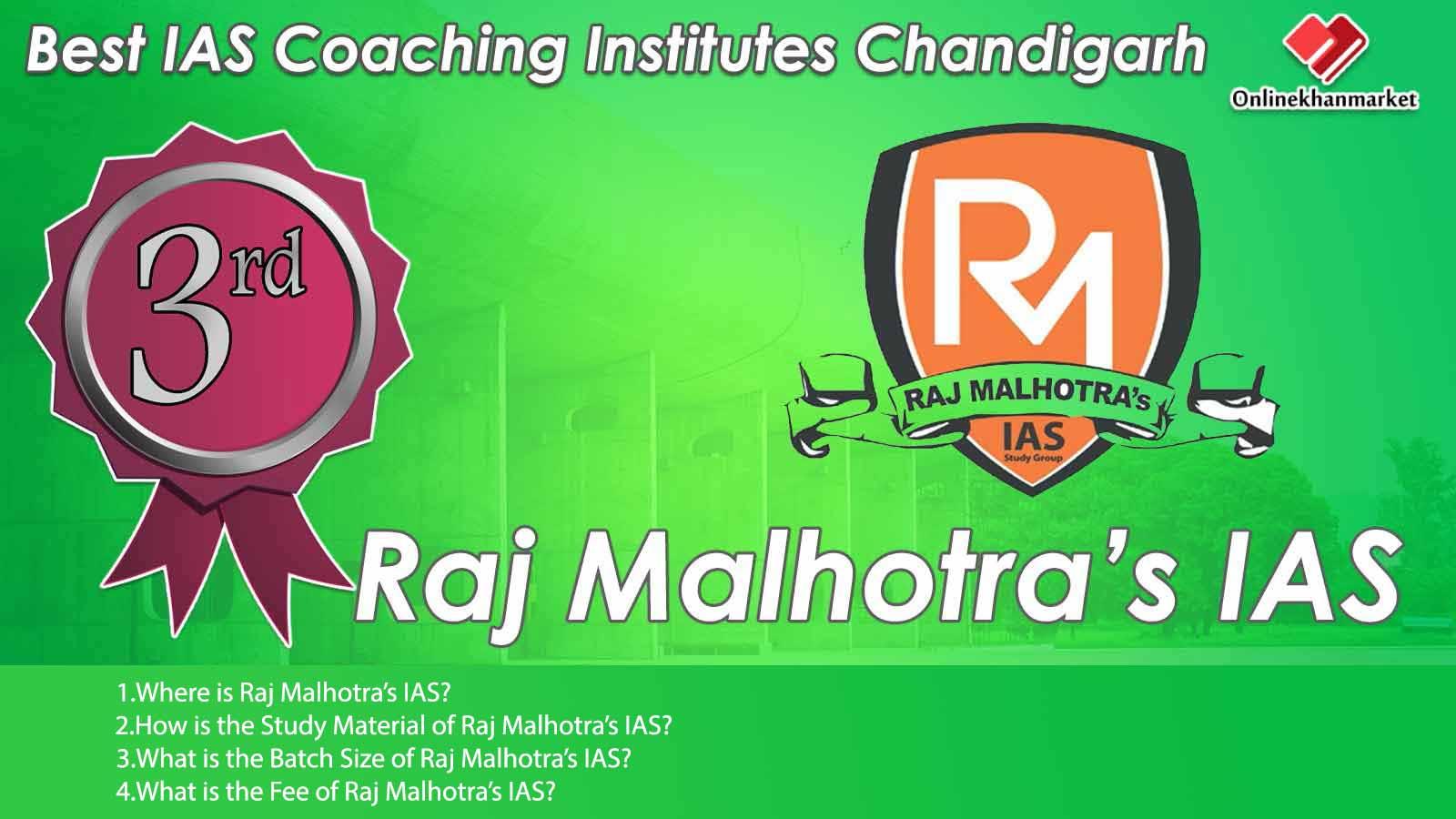 IAS Coaching in Chandigarh