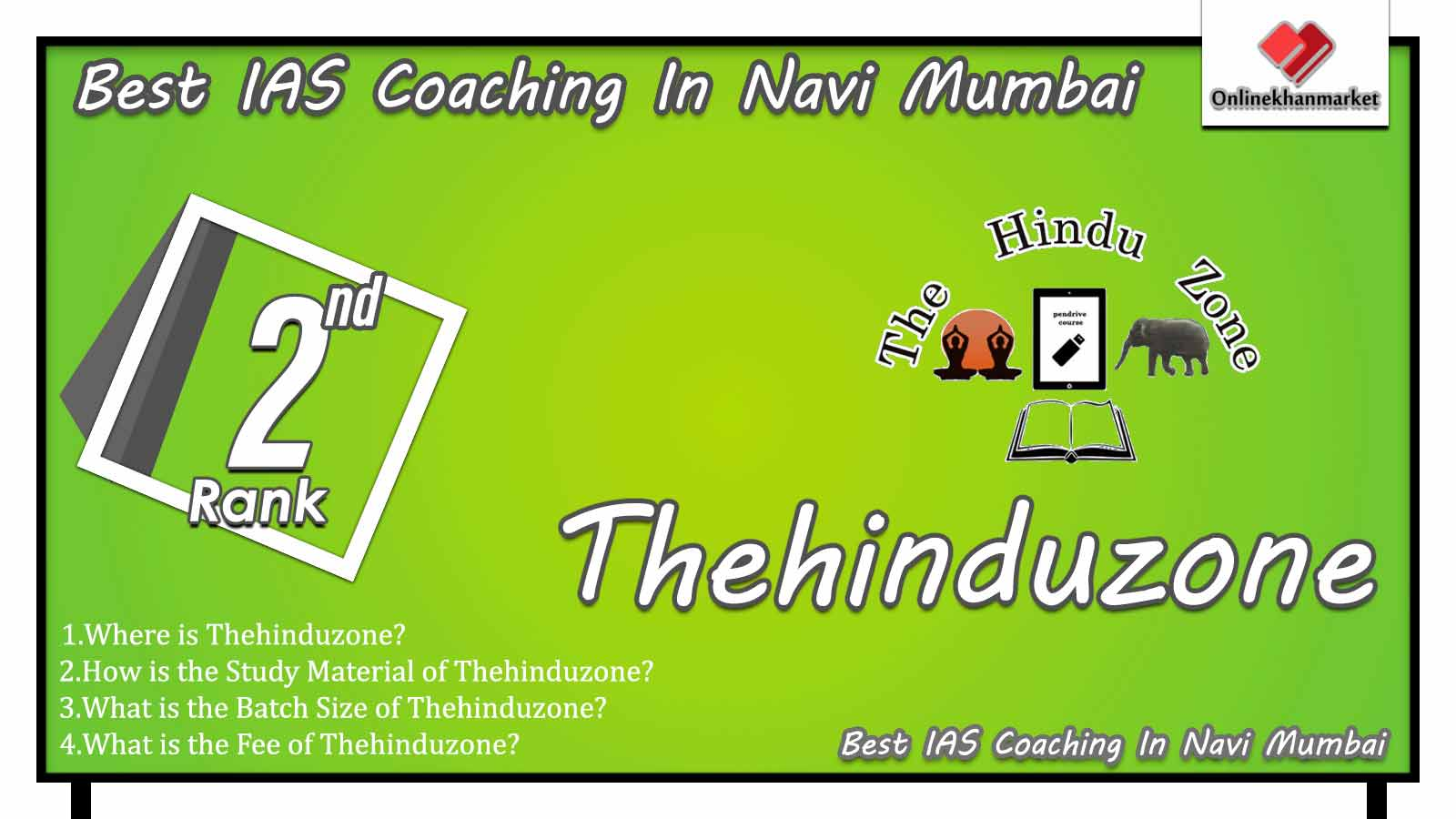 IAS Coaching in Navi mumbai