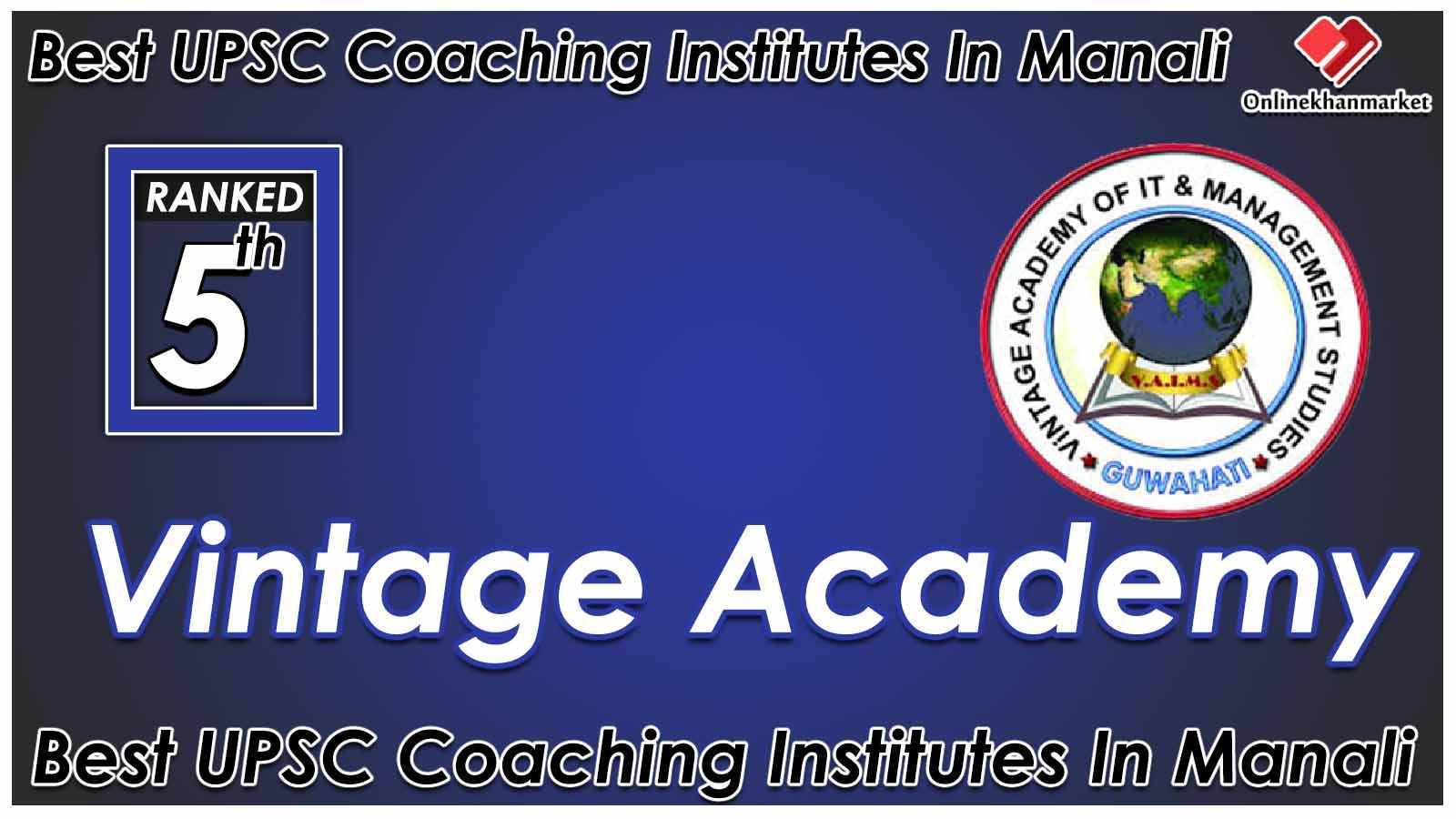 Top IAS Coaching in Manali
