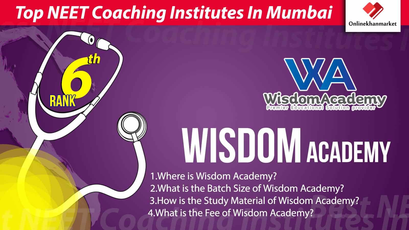 Neet Coaching in Mumbai