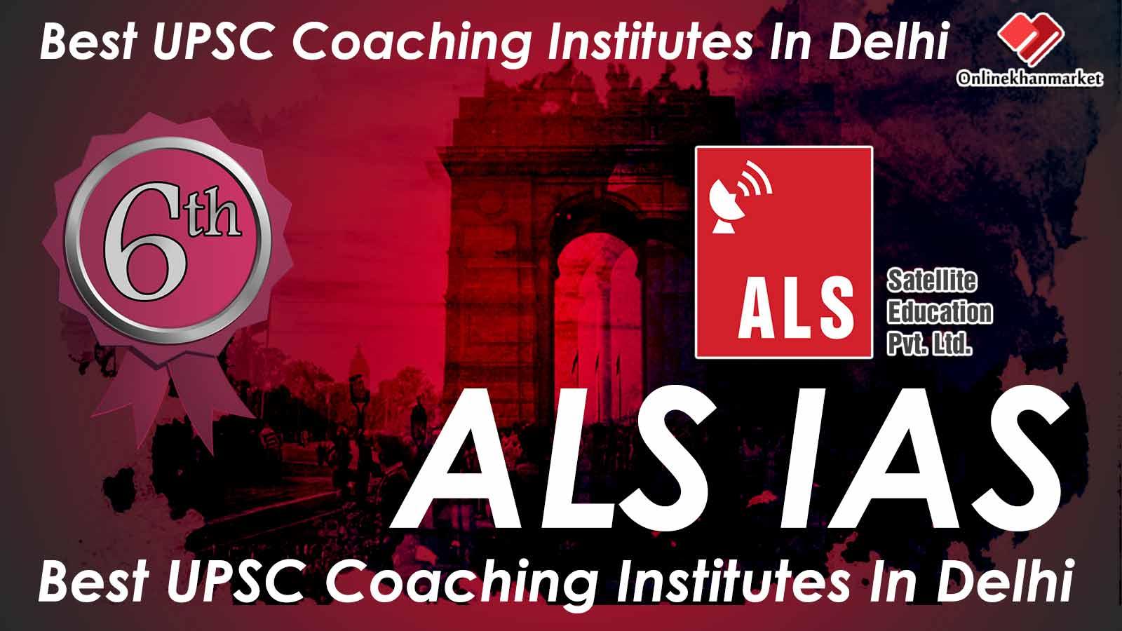 Top IAS Coaching in Delhi