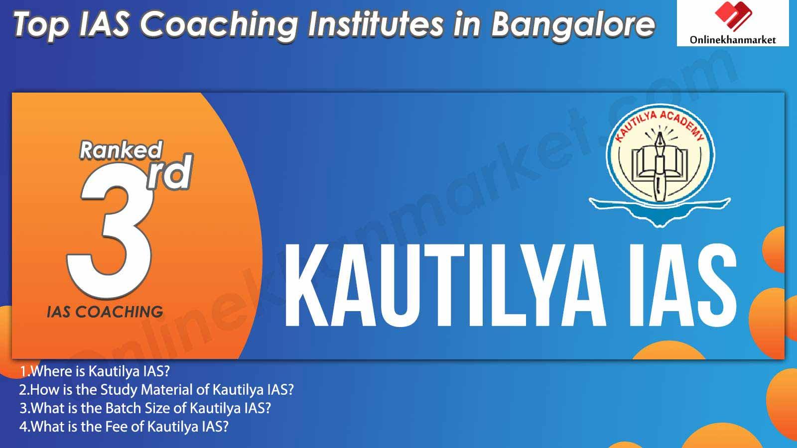 Top UPSC Coaching in Bangalore