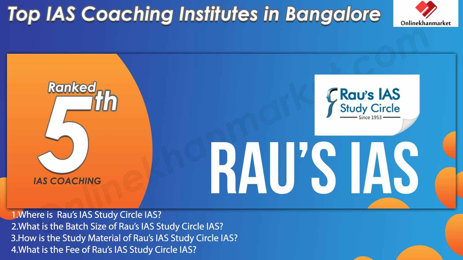 UPSC Coaching in Bangalore