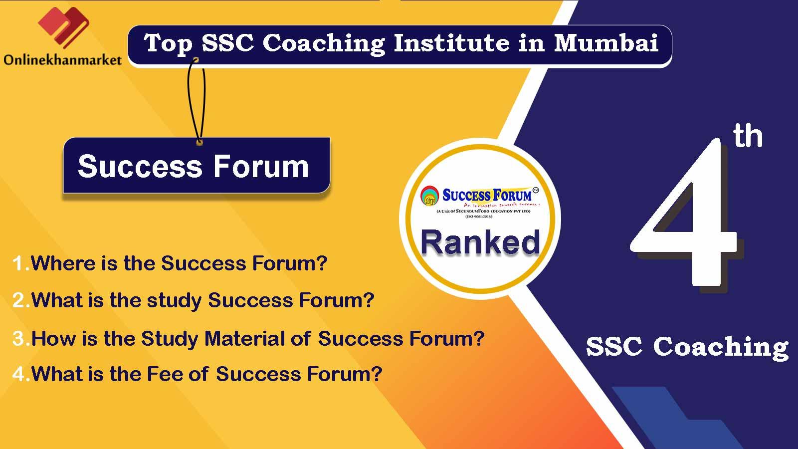Top SSC Coaching in Mumbai