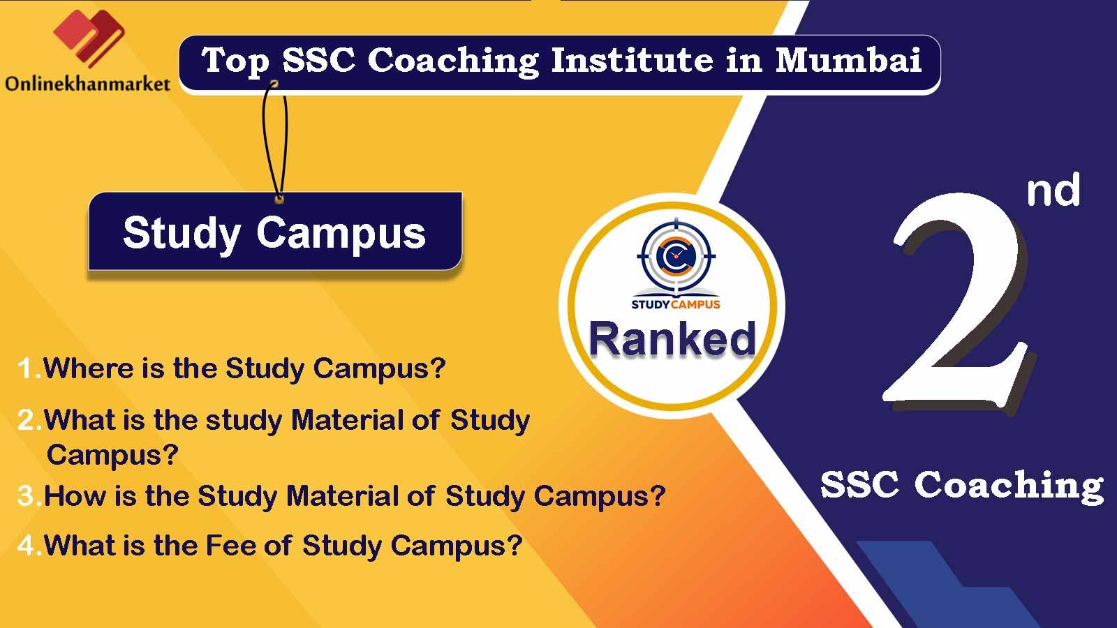 Best SSC Coaching in Mumbai