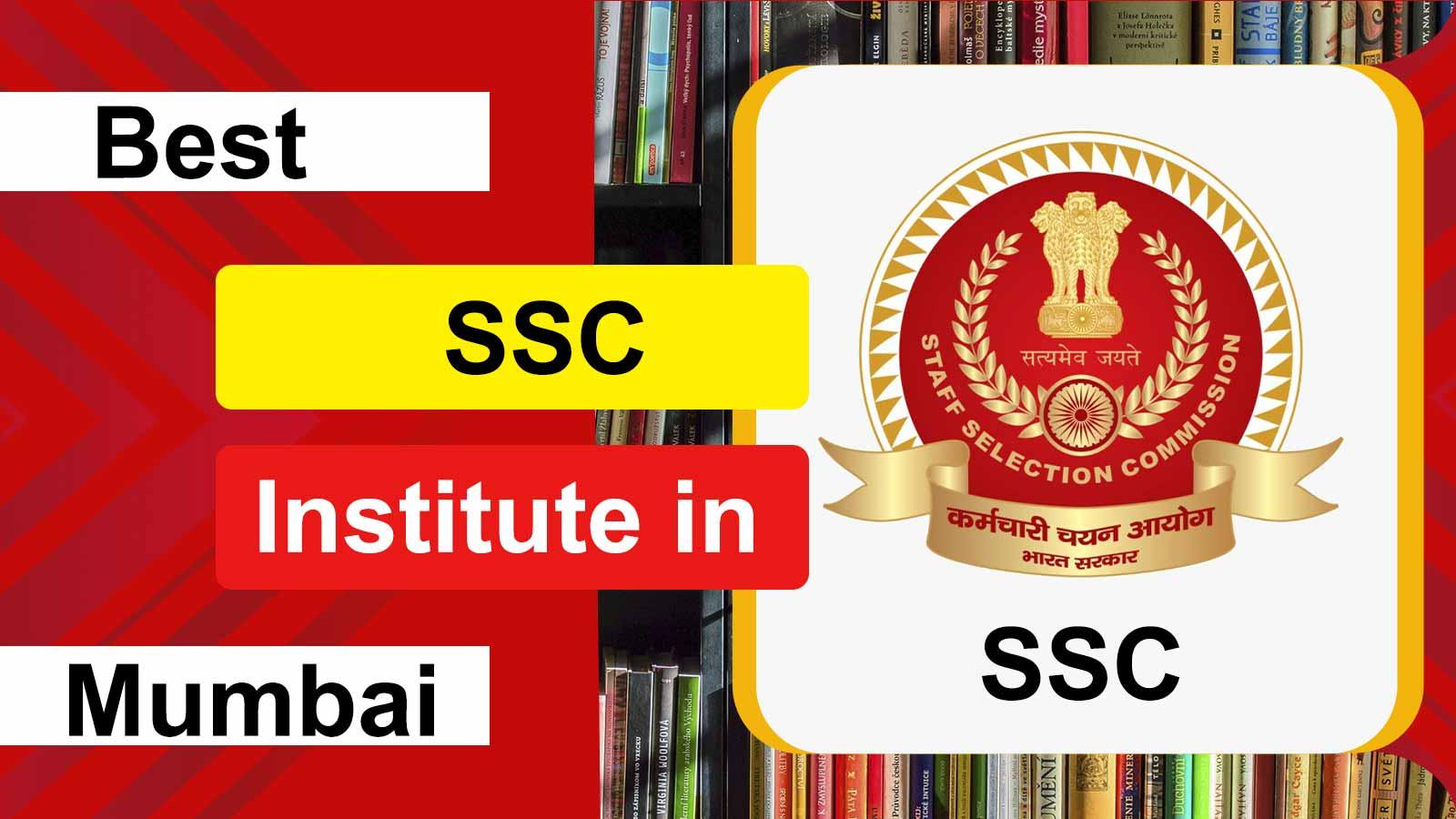 SSC Coaching in Mumbai