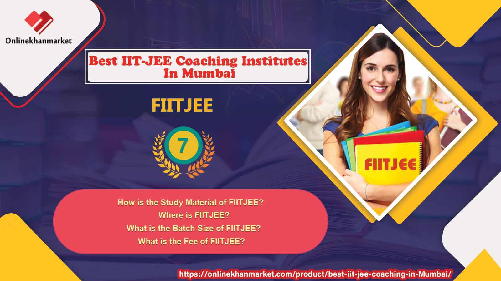 Top IIT Jee Coaching of Mumbai