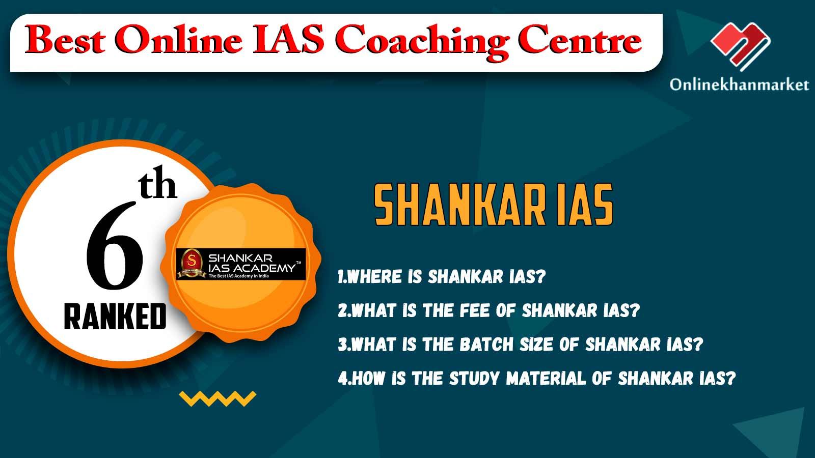 Online IAS Coaching