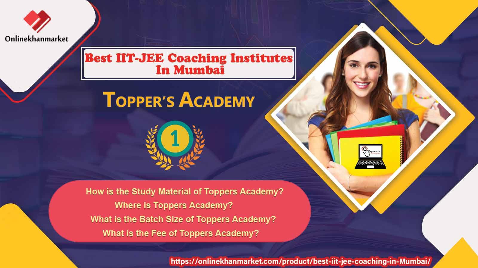 Top IIT Jee Coaching in Mumbai